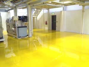 Self Levelling Epoxy Resin Flooring Self Smoothing