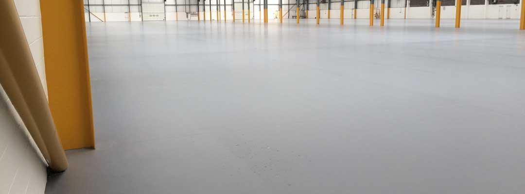 Dilapidations Floor Painting
