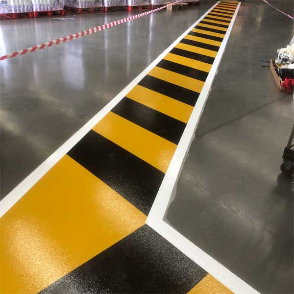 Warehouse Safety Crossing